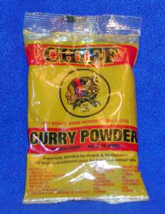 Chief madras curry